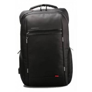 "Kingsons KS3144W 15.6"" Smart (with USB Port) Black Backpack"