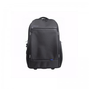 "Kingsons KS3147W Smart Series (with USB Port) 15.6"" Trolley Backpack Black"