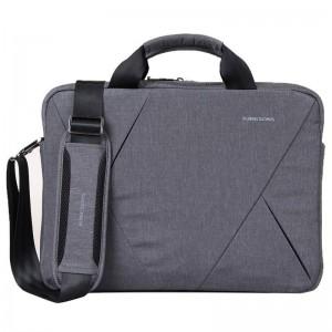 Kingsons  K8516W-G  14.1″ Sliced Series Grey Messenger Bag