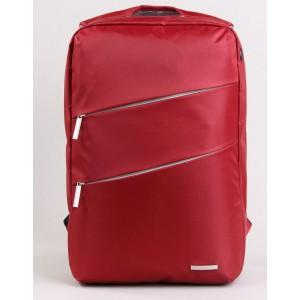 """Kingsons  K8533W-R  15.6"""" Evolution Laptop Backpack - Red"""