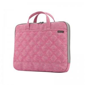 "Kingsons  K8927W-PK  Trace Series 15.6"" Ladies Shoulder Bag-Pink"