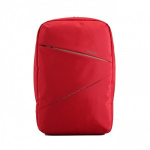 "Kingsons  K8933W-RD  Arrow Series  15.6"" Laptop Backpack (Red)"