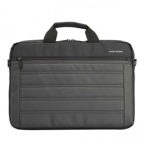 Kingsons  K8982W-BK  Legacy Series 15.6″ Shoulder Bag - Black