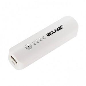 Bounce BO-9000-WT Juiced Series 2000mAh Power Bank - White