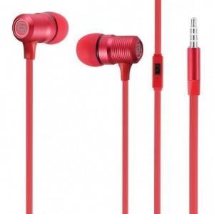 Bounce  BO-1006-RD  Beat Series Red Earphones