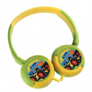 Bounce   BO-2000-B  Monster Truck Kids Headphones