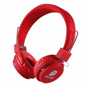 Bounce  BO-2003-RD  Ball Series Red Headphones