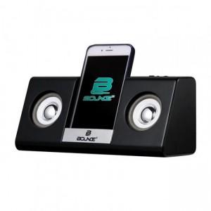Bounce BO-3000-BK Step Series Aux Speaker