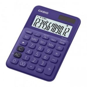 Casio  MS-20UC-PL-S-EC  Purple 12 Digit Desktop Calculator