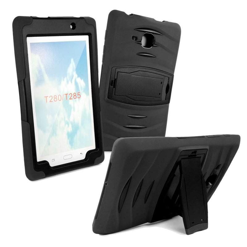 Tuff-Luv I8_34 Survivor Tough Case For Samsung Tab 3 7