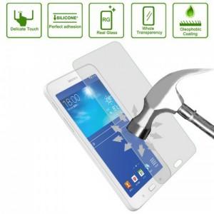 Tuff-Luv  I8_30  Tempered Tuff-Glass Zero Bubble Topcoat for Samsung Galaxy Tab 3 7 Inch Lite (T110, T116)