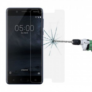 Tuff-Luv  I11_55  Radian 2.5D Tempered Tuff-Glass for Nokia 5 - Clear