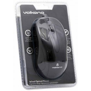 Volkano VBVS603A Earth Series USB Wired Optical Mouse