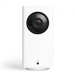 Wyze Cam Pan 1080p Pan/Tilt/Zoom Wi-Fi Indoor Smart Home Camera with Night Vision and 2-Way Audio