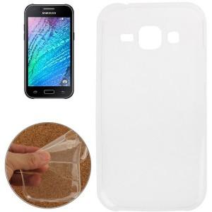 Tuff-Luv  I14_12  TPU Gel Case for Samsung Galaxy J5 - Clear