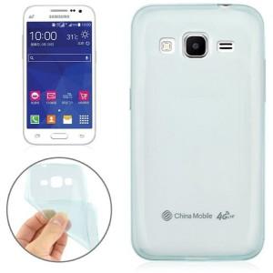 Tuff-Luv  I14_13   TPU Gel Case for Samsung Galaxy Core Prime - Clear