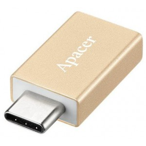 Apacer  APDA110C-1  DA110 Type-C to USB 3.1 Type-A  Adapter