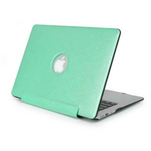 "Tuff-Luv F3_55 Slim Skin Case for Apple Macboook 15"" - Glacier Aqua"