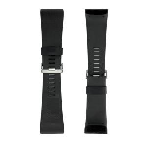 Tuff-Luv  G2_99  Fitbit Surge Silicone Strap - Black