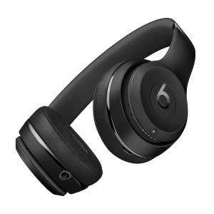 Beats Solo 3 Wireless On-Ear Headphones - Gloss Black