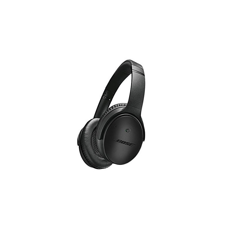 Bose QuietComfort 25 Headphones with Acoustic Noise Cancelling for Apple - Black