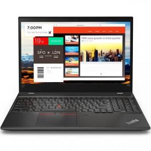 """Lenovo 20L90000ZA ThinkPad T580 i5-8250U 4GB DDR4 500GB 15.6"""" 4G LTE Win 10 Pro Notebook"""