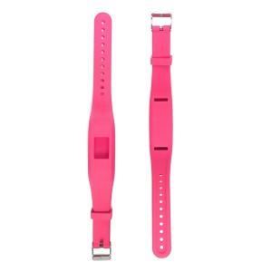 Tuff-Luv  C9_72  Garmin Vivofit 3 Silicone Wrist Watch Strap - Pink