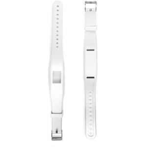 Tuff-Luv  C9_74  Garmin Vivofit 3 Silicone Wrist Watch Strap - White