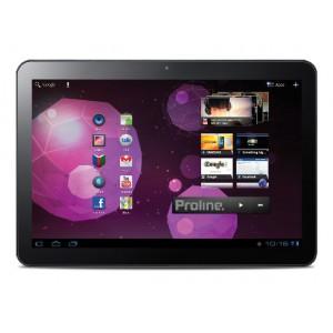 Proline H10882M 10.1'' 3G/WiFi 16GB Dual SIM Tablet - Black