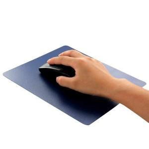 Tuff-Luv  C4_78  Ultra-Thin Profile Cloth Mouse Pad - Blue