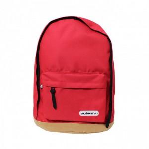 Volkano  VB-VL1013-RD  Scholar Series Backpack - Red
