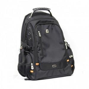 Volkano  VB-VL-1017-BLK  Tough Series 16″ Laptop Backpack