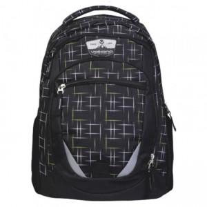 Volkano  VK-7034-GEO  Champ Geometric Mixed Printed Backpack