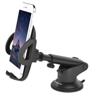 Volkano VK-5020-BK Extend Series Black Car Phone Holder