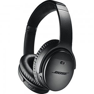 Bose QuietComfort 35 Wireless Headphones II with Noise Cancelling - Black