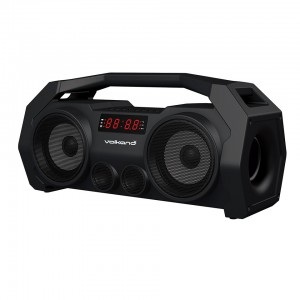 Volkano  VK-3035-BK  X Supersonic  Series Bluetooth Wireless Speaker-Black