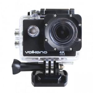 Volkano  VK-10005-BK  Extreme Series 4K Action Camera
