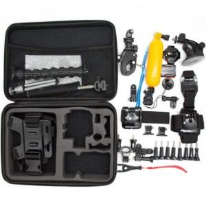Volkano VK-10003-BK Cortex Series Action Camera Accessories Kit