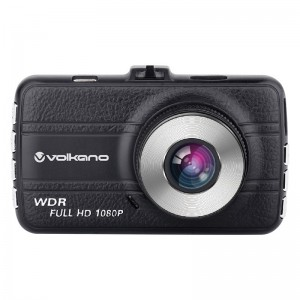 Volkano  VK-10008-BK  Freeway Series 1080P Dash Camera