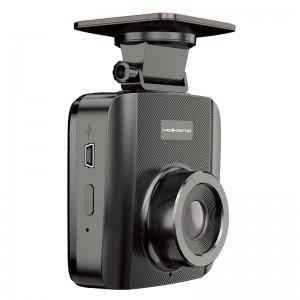 Volkano  VK-10009-BK  Traffic Series  720P  Dash Camera