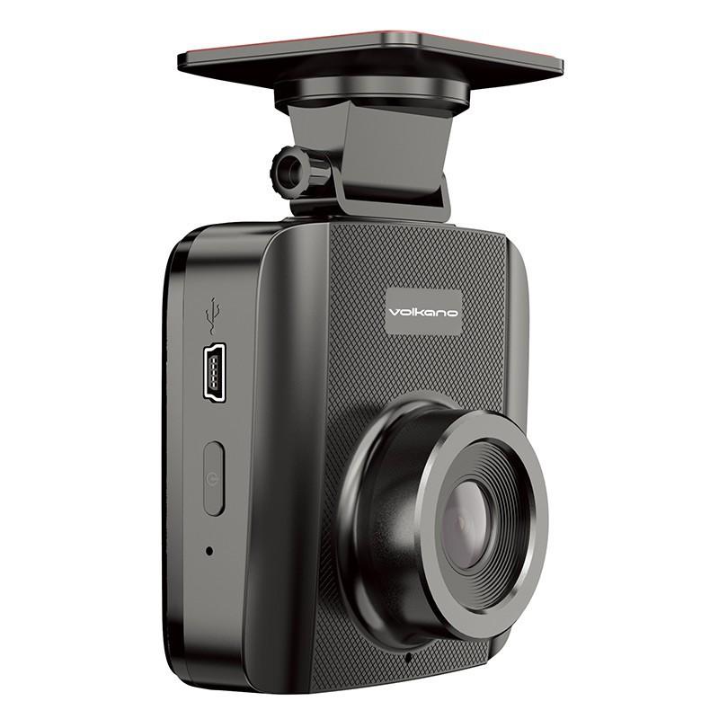 Volkano  VK-10009-BK  Traffic Series  720P  Dash Camera
