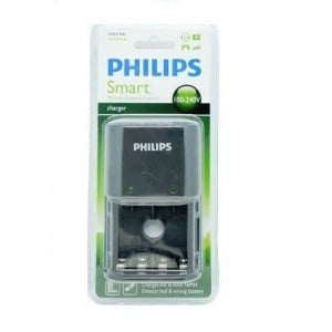 Philips  SCB1411NB-12  Smart Charger With Microprocessor