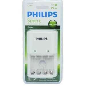 Philips  SCB1411WB-12  Smart Charger With Microprocessor