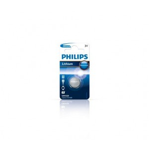 Philips  CR1620/00B  Minicells Battery CR1620 Lithium Sold as Box of 10