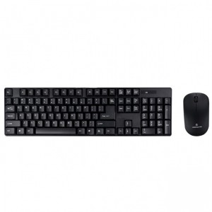Volkano  VK-20005-BK  Mineral Wireless Mouse and Keyboard Combo