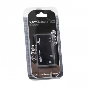 Volkano VB-502 Media Series All-in-One Card Reader