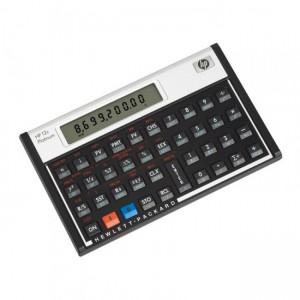 HP  F2231AA#B12  12C Platinum - (Algebraic or RPN) Financial Calculator