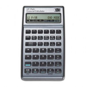 HP  F2234A#B12  17BII+  Solve Business Calculator