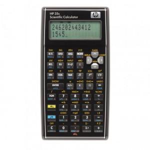 HP  F2215AA#B12  35S - Scientific Calculator (Algebraic or RPN) Programmable