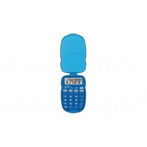Sharp  EL-S10BBL   Basic Calculator-Blue